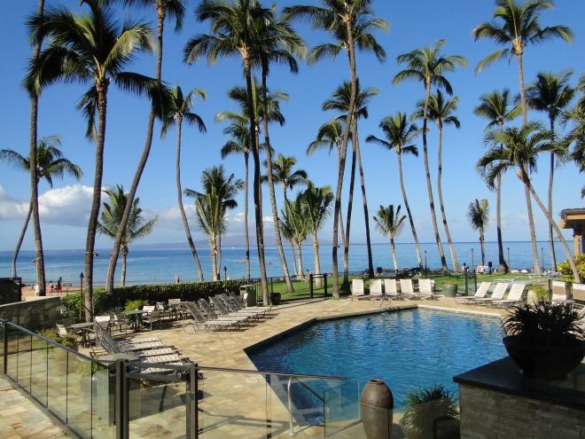 Piscina hotel Mana Kai Maui