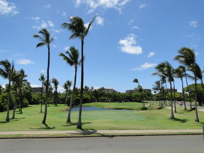 Kaanapali Golf Course Resort South