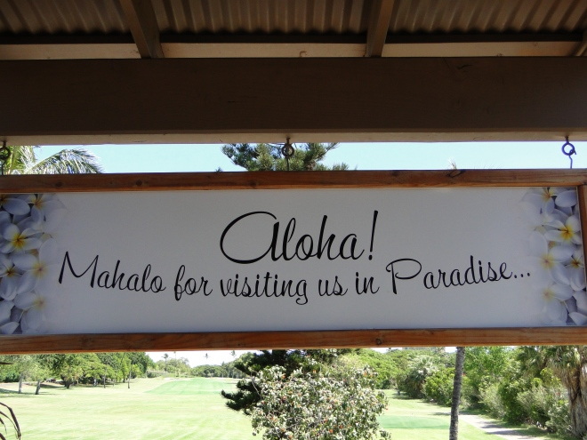 Paradise Grill Ka'anapali