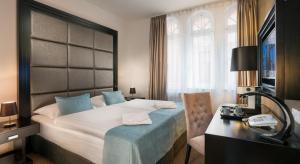 habitacion hotel arcadia
